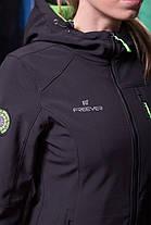 Куртка женская Freever 6628 (soft shell), фото 3