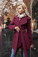 Пальто женское кашемировое  ркот131, фото 1