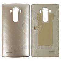 Задняя крышка батареи для мобильных телефонов LG G4 H818N, золотистая