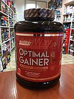 Купить гейнер ActiWay Nutrition Optimal Gainer, 5.4 kg