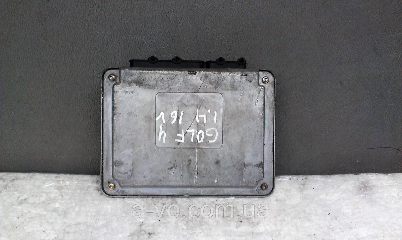 Блок управления двигателем ЭБУ Golf Bora Octavia Leon 1.4 036906014P 61600.502.00 Z704R359