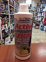 Купить л-карнитин ActiWay Nutrition L-Carnitine Liquid  1000 ml.