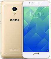 "Meizu M5S gold 3/32 Gb, 5.2"", MT6753, 3G, 4G"