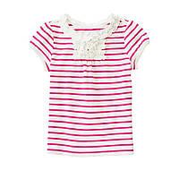 Детская футболка для девочки  12-18 месяцев, 2 года