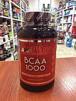 Купить всаа ActiWay Nutrition BCAA 1000, 100 tabl