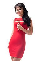 "Красное женское платье ""AnnaBell"""