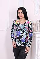 Цветная женская кофточка Hermès (реплика)