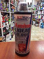Купить аминокислоты ActiWay Amino Liquid 1000 ml