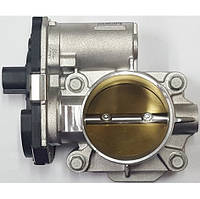 Дроссель (дроссельная заслонка , дроссельный клапан) в сборе GM 4802087 12631186 для моторов A24XE A24XF OPEL Antara Опель Антара & CHEVROLET Captiva