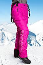 Брюки горнолыжные женские Freever 6704, фото 3