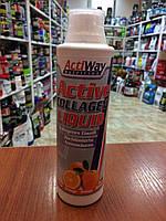 Связки и суставы ActiWay Nutrition Collagen Liquid, 500 ml