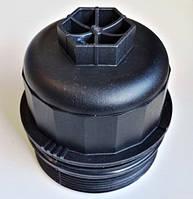 Крышка корпуса (стакана) масляного фильтра с прокладкой GM 0650297 55213470 A13FD A16FDH A16FDL A20FD A13DTC A13DTE A13DTR Z13DTE OPEL COMBO-D CORSA-D, фото 1