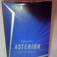 Аромат для мужчин Asterion  faberlic, 75 ml