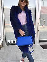 Женская сумка By the Way от FENDI синяя