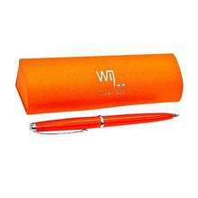 Ручка подарункова Wilhelm Офіс WB157 помаранчева