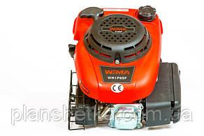 Бензиновые двигатели Weima WM1P65 c вертикальным валом, шпонка