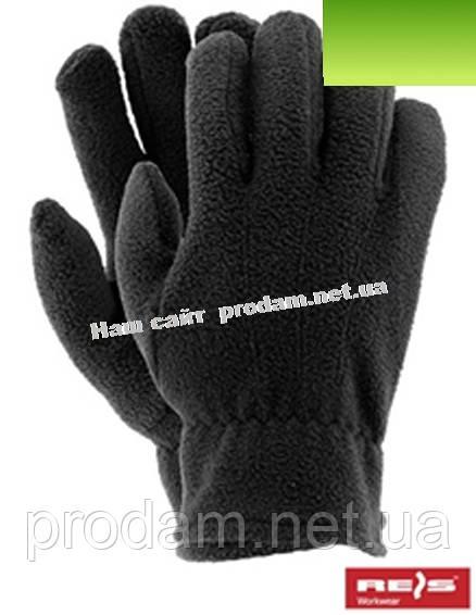 Перчатки защитные робочие утепленые