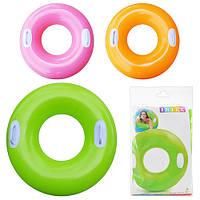 Детский надувной круг для плавания 59258 Intex