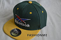 Кепка Reebok подросток, Фирменные кепки Snapback