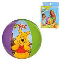Мяч надувной «Винни Пух» 58025 Intex, 51 см