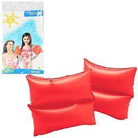 Детские надувные нарукавники 59640 Intex, красный