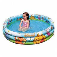 Бассейн надувной детский «Винни Пух» 58915 Intex