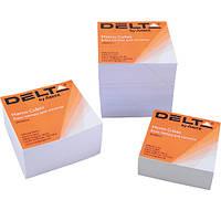 Бумага для заметок D8003, 90Х90Х30 мм, белая