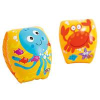 Нарукавники детские надувные «Крабик» 56662 Intex, 20х15 см
