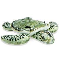 Надувной плотик черепаха 57555 Intex