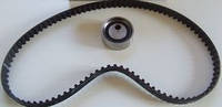Ремень ГРМ+ролик натяжителя ремня 1,4 старого образца Логан, SANDERO,LADA Largus  grog  Корея 8200537021