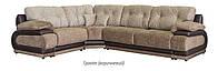 Угловой диван Джаконда (Гранит коричневый)