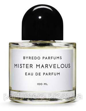 Byredo Mister Marvelous (100мл), Unisex Парфюмированная вода  - Оригинал!