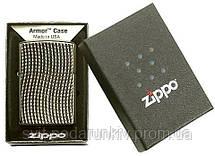 Зажигалка Zippo 28544 Armor™ Cross Wave Ridge, фото 3