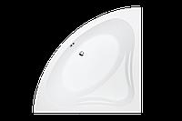 Ванна акриловая угловая MIA 140х140 BESCO PMD PIRAMIDA