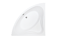 Ванна акриловая угловая MIA 130х130 BESCO PMD PIRAMIDA