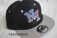 Кепка NY подросток, Фирменные кепки Snapback
