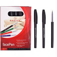 Ручка FaсePen (0.7мм) черная