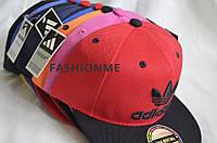 Кепка Adidas Nike Reebok FBI NY подросток, Фирменные кепки Snapback