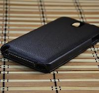 Кожаный чехол-флип Melkco для Samsung Note 3 N9000 черный