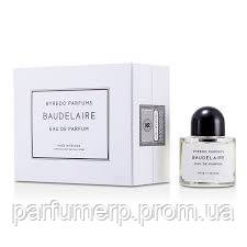 Byredo Baudelaire (50мл), Unisex Парфюмированная вода  - Оригинал!