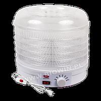Электрическая сушилка для продуктов питания с йогуртницей