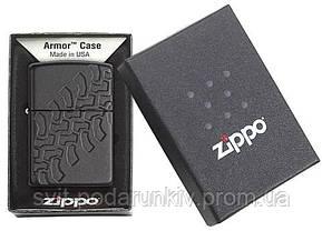 Зажигалка Zippo 28966 Armor™ Tire Tread, фото 2