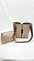 Объемная женская сумка Fendi