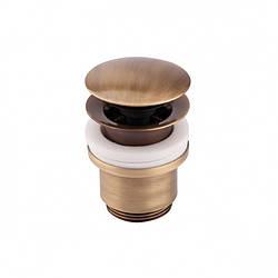 Донный клапан Bianchi PLTOOO 364000 VOT бронза