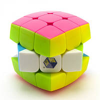Кубик Рубика цветной 3х3 Yuxin (Kylin) скругленный