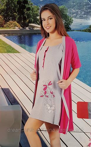 03ccff7a2ba7bd6 халат и ночнушка женские: продажа, цена в Хмельницком. пижамы женские от