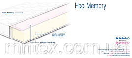 Матрац безпружинный Heo Memory