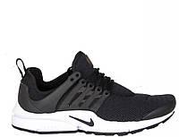 Мужские кроссовки Nike Air Presto Low Black/White