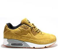 Мужские кроссовки Nike Air Max 90 VT Tweed Premiun Light Brown