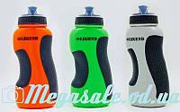 Бутылка для воды спортивная Legend 5967: 3 цвета, объем 500мл